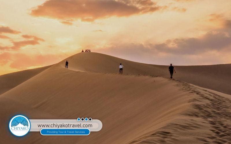 Desert of Karakal