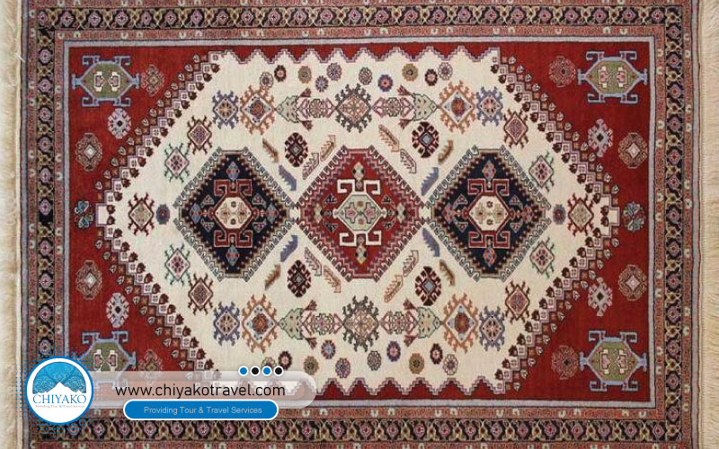Fars carpet in Iran