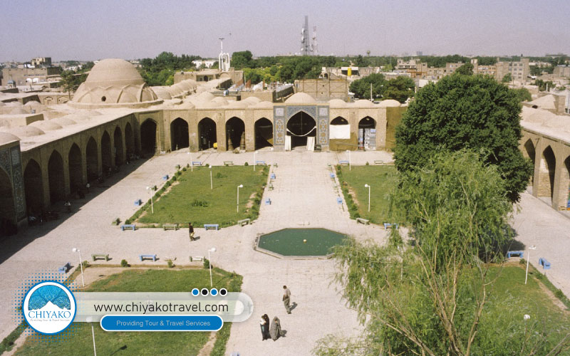 Ganjalikhan square