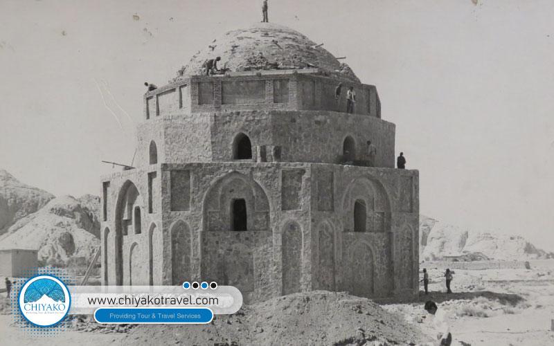 History of Jabaliyeh dome in Kerman