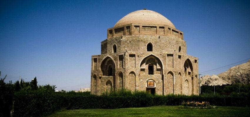 Jabaliyeh Dome of Kerman