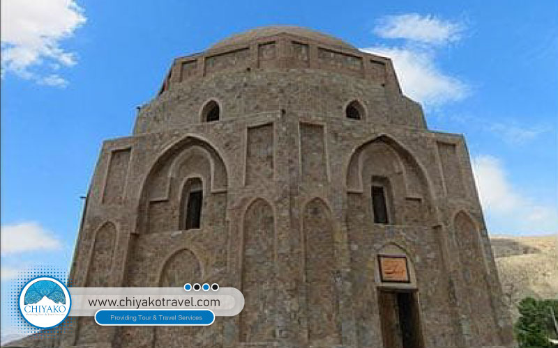 Jabaliyeh dome in