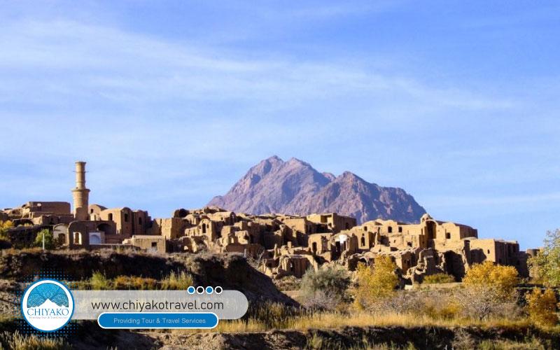Kharanegh around Yazd