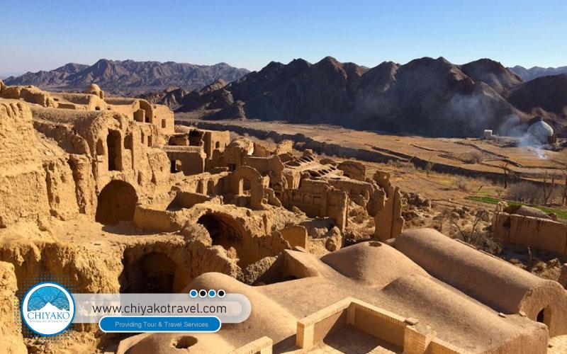 Kharanegh castle