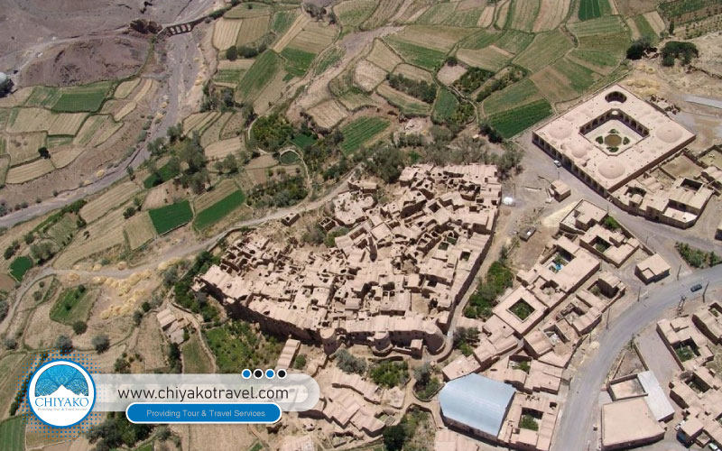 Kharanegh village