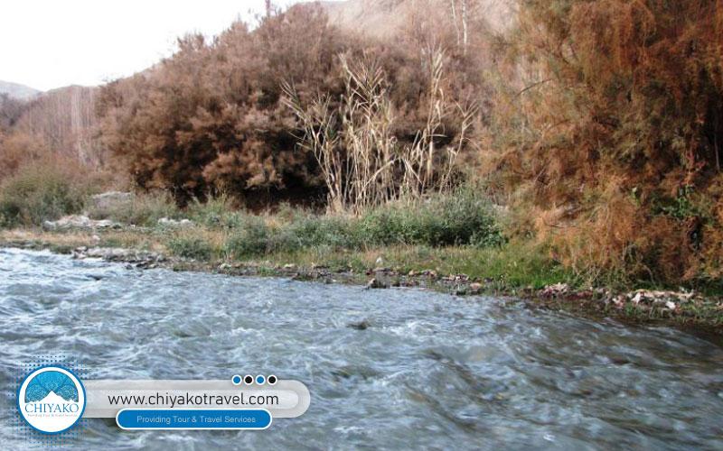 Sirch river