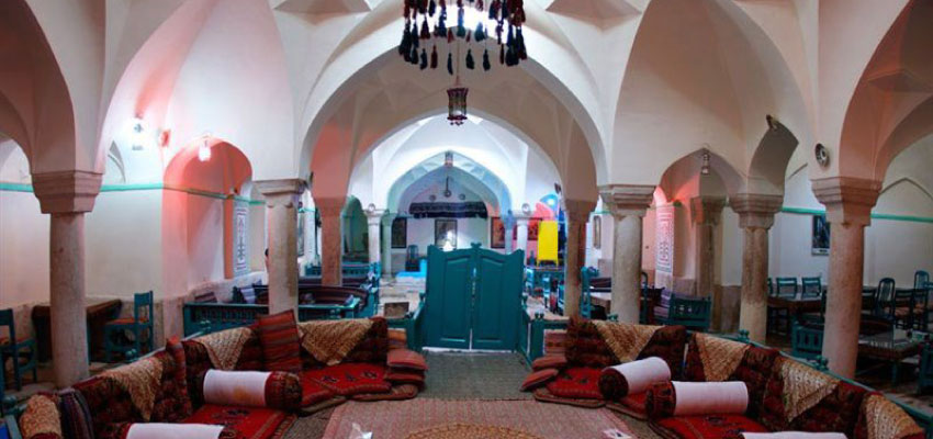 Vakil restaurant in Kerman