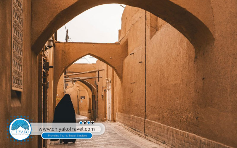 historical context of Yazd