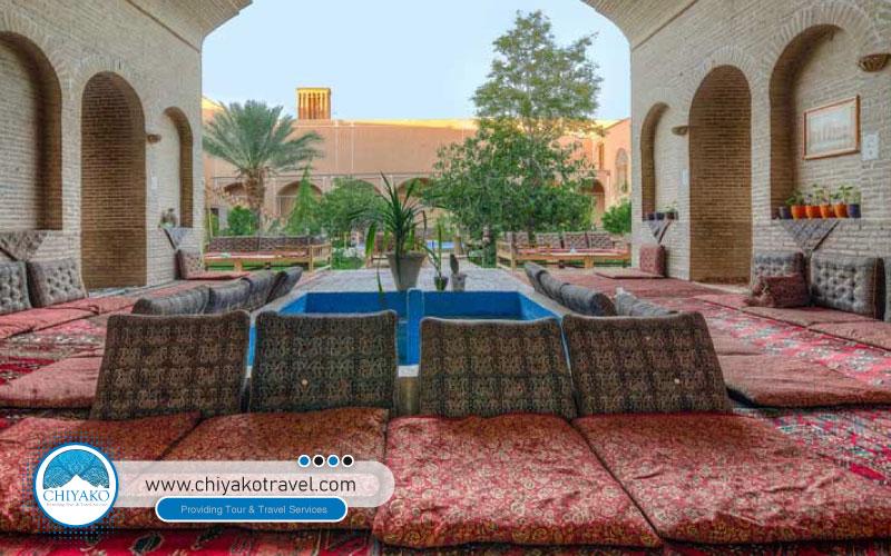 Yazd houses