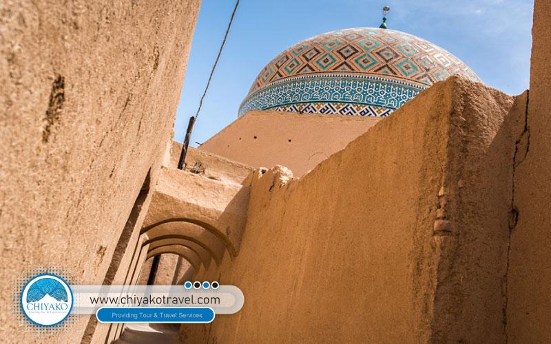 Yazd structure