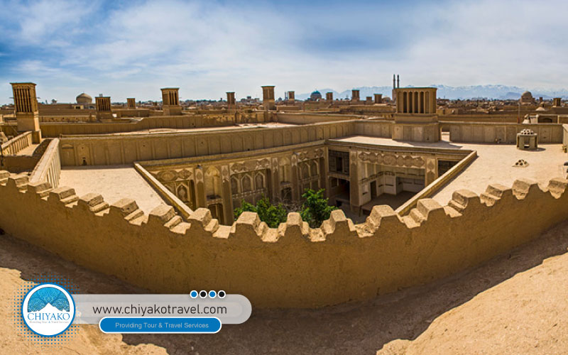 historical context in Yazd