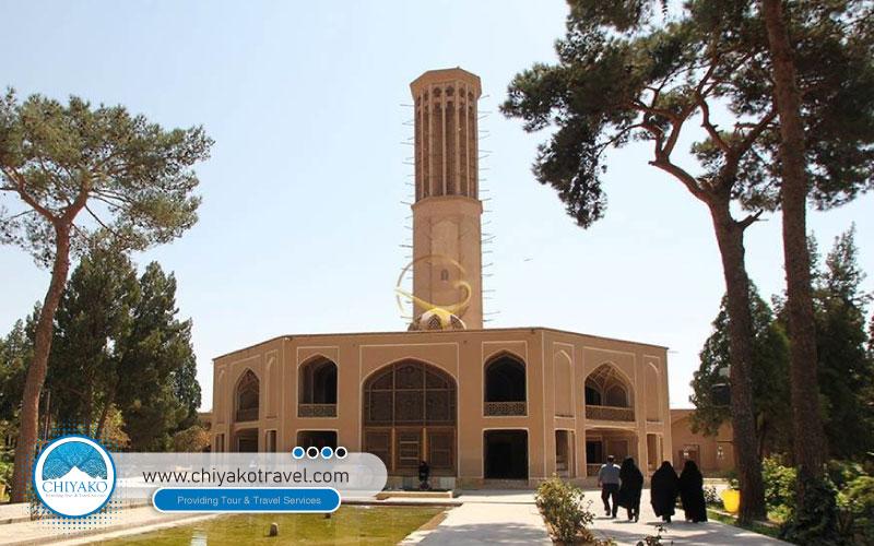 windbreaks in Yazd