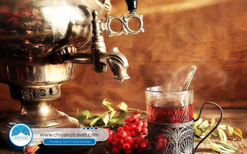 Organic Persian tea