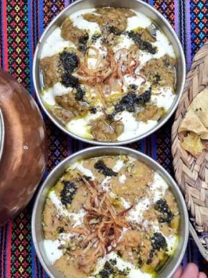 Boz ghormeh | Kerman traditional food
