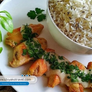 Kerman Zireh Polo | Kerman food