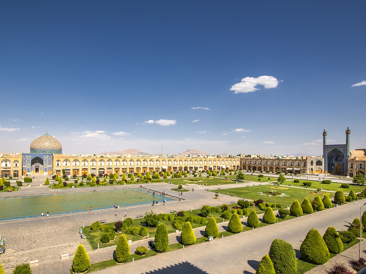 Isfahan 1-Day City Tour