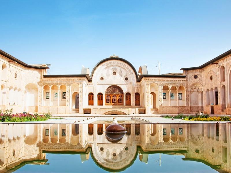 Kashan1-Day City Tour