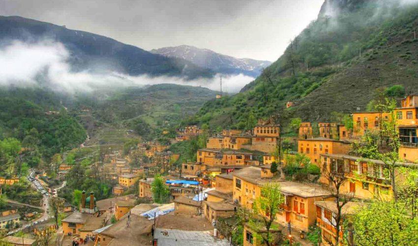 1-Day Masouleh Village Tour