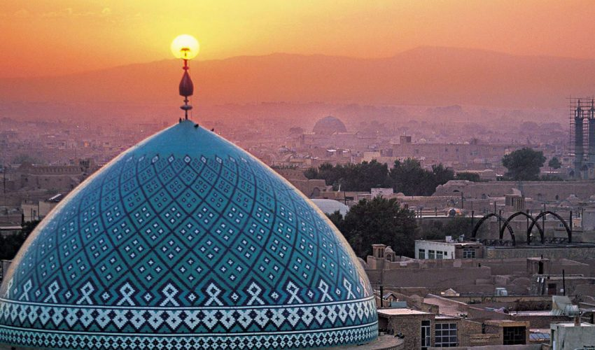 Affordable Yazd 1-Day City Tour
